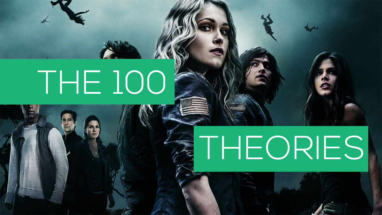 The 100 Theories #1 Polis Tower