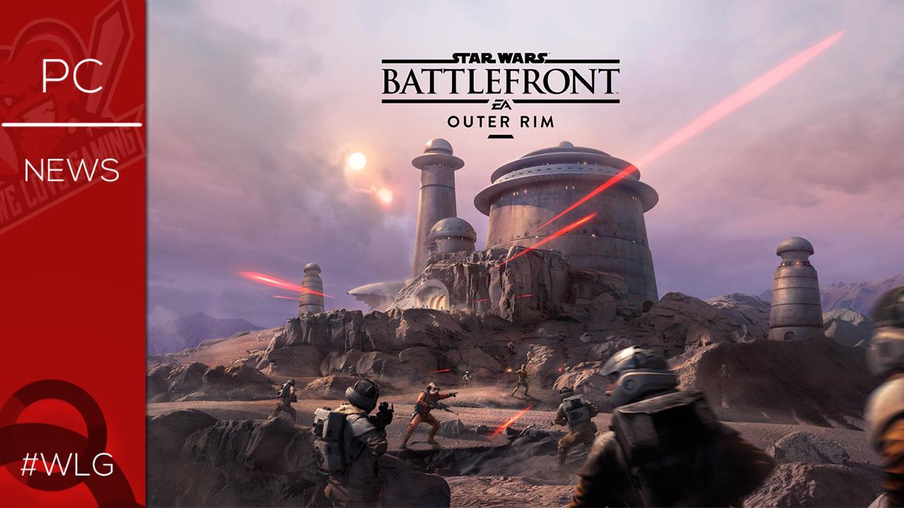 Star Wars: Battlefront – Σύντομα νέο DLC – Outer Rim