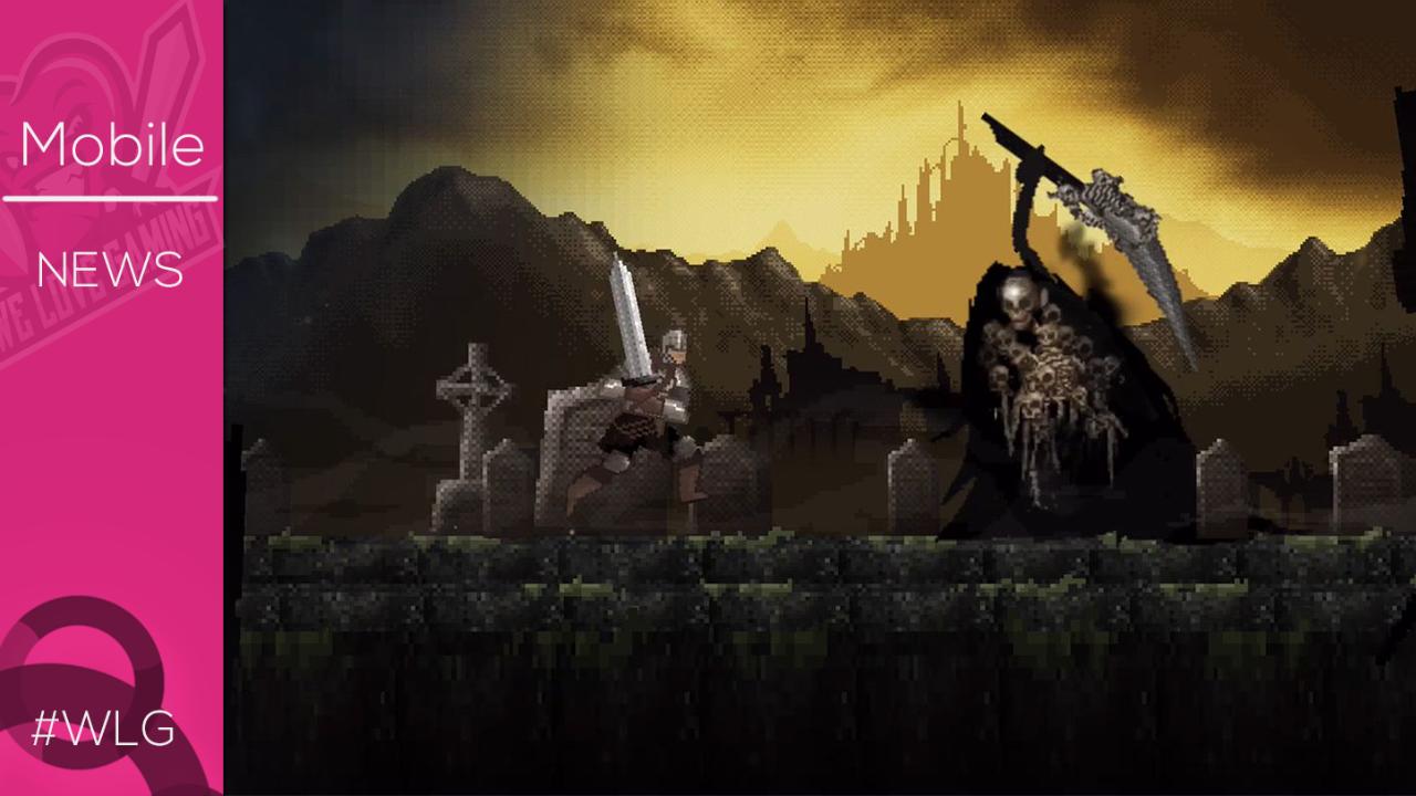 Slashy Souls –  Το νέο παιχνίδι για Android και IOS που είναι εμπνευσμένο απ' το Dark Souls – WLGaming