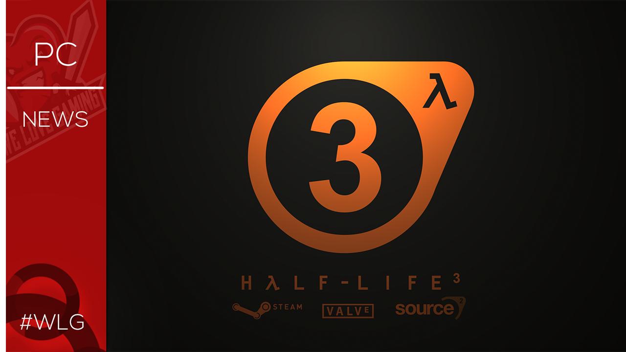 Βρέθηκαν στο SteamVR Test performance αρχεία για το half life 3!