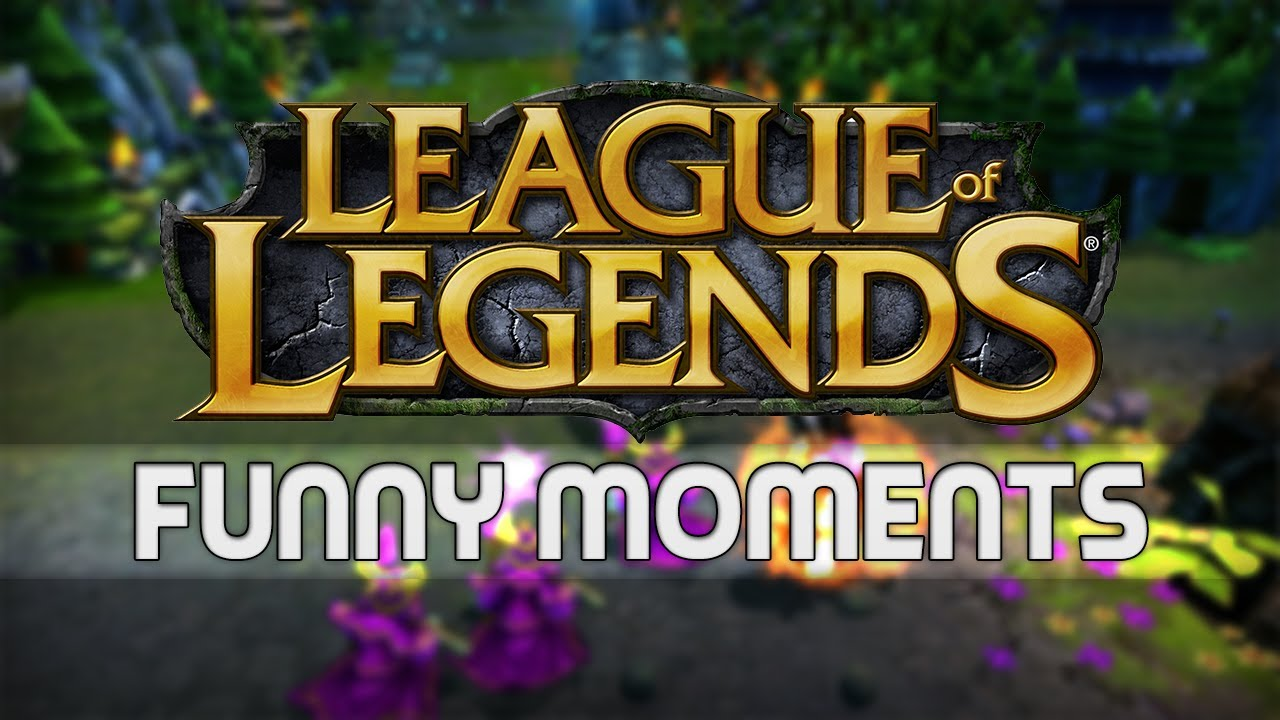 Funny Stream Moments by iFunzio – League of Legends