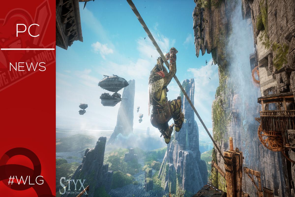 Καινούργιες εικόνες από το Styx : Shards of Darkness