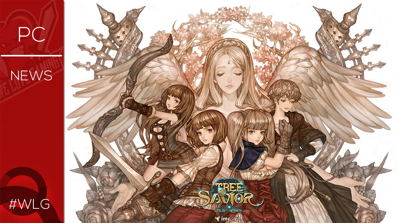 Tree of Savior International Open Beta σύντομα!!