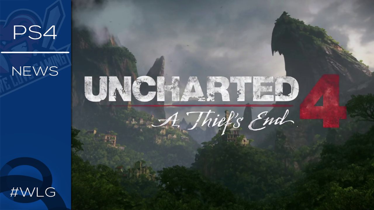 Uncharted 4: A Thief's End – Story Trailer