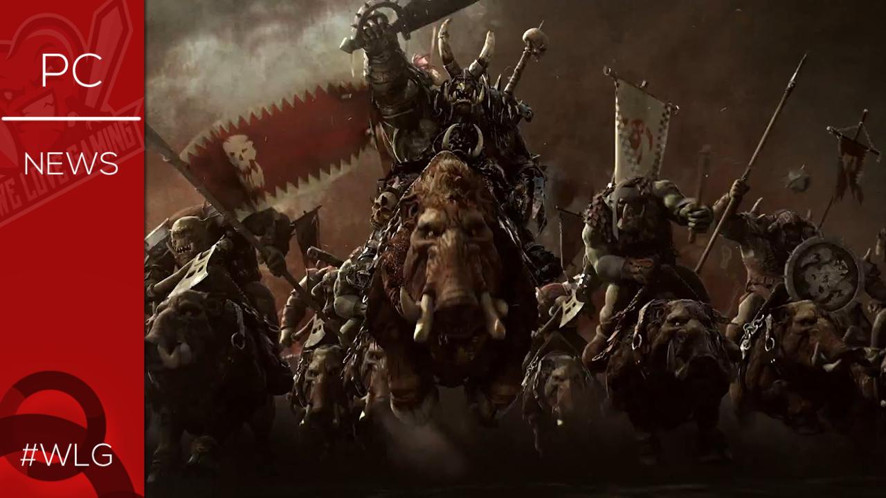 Νέο βίντεο 12 λεπτών με Gameplay από το Total War : Warhammer!