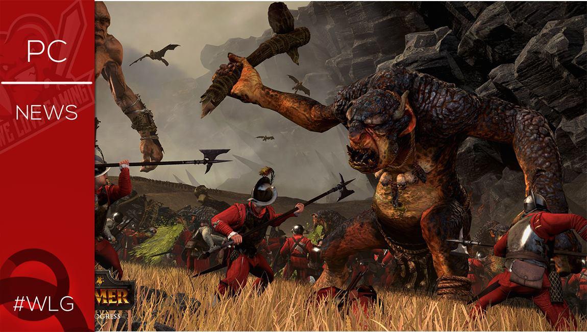 Καθυστέρηση για το Total War : Warhammer και System Requirements του παιχνιδιού !