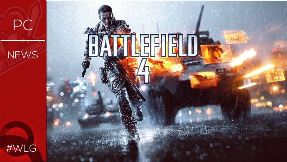 Δεν θα προστεθεί άλλο καινούριο περιεχόμενο στο Battlefield 4 !