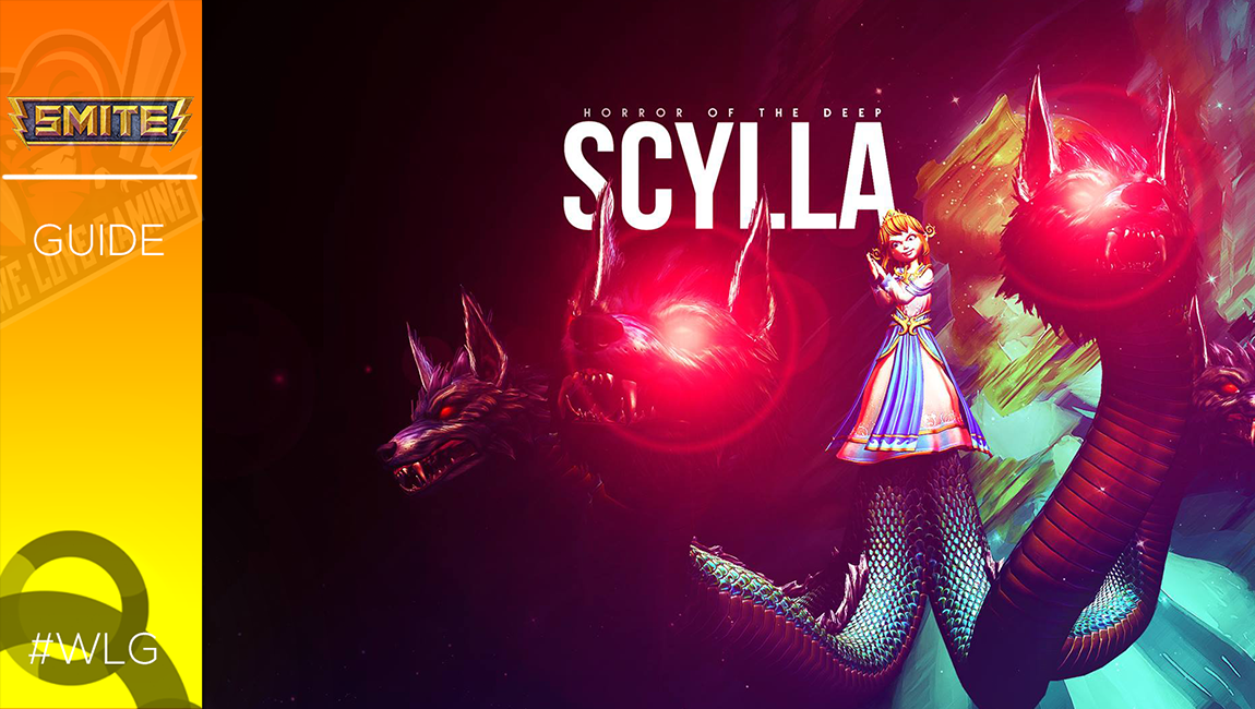 Προτεινόμενο Build για την Scylla – SMITE