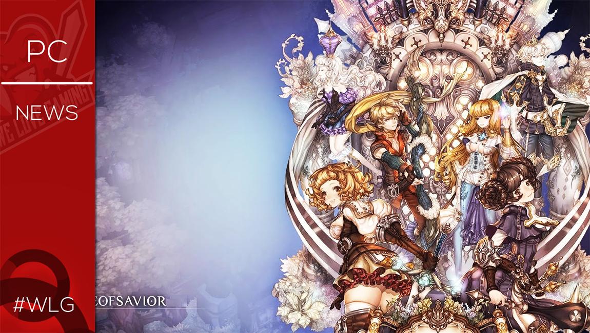 Tree of Savior Open Beta στις 14 Μαρτίου!!