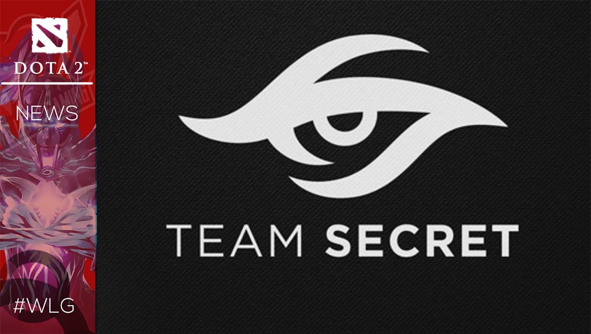 Έκπληξη με Arteezy για την Team Secret