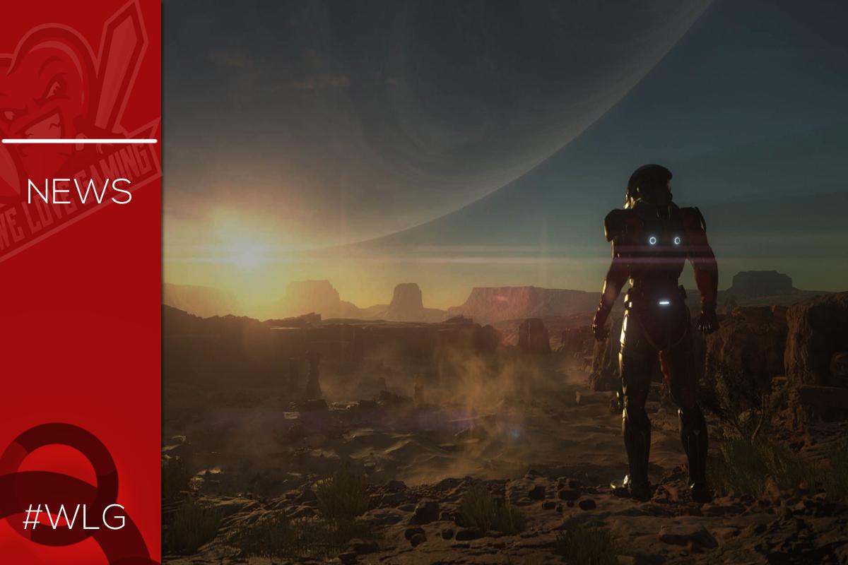 Οριστική ημερομηνία για το Mass Effect: Andromeda