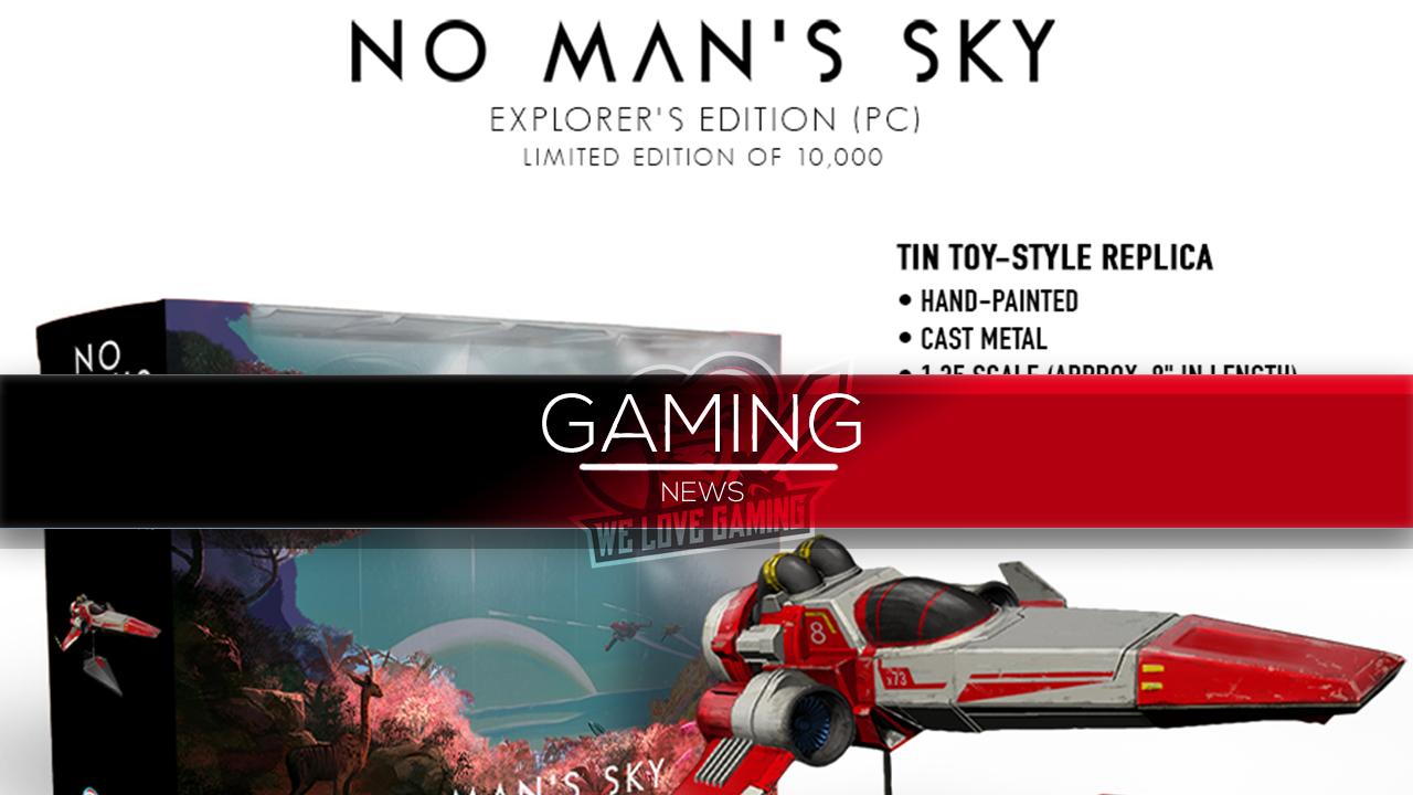 Ανακοινώθηκε η τιμή για το No Man's Sky!