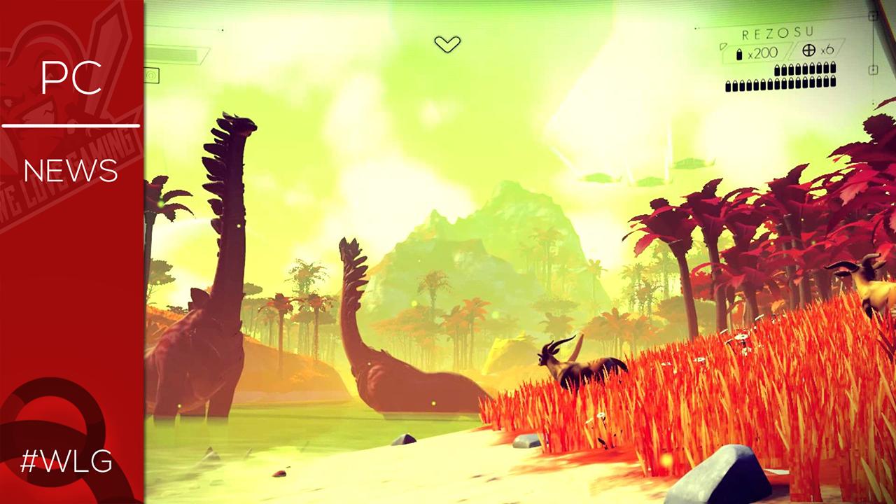 Περισσότερο gameplay για το No Man's Sky!