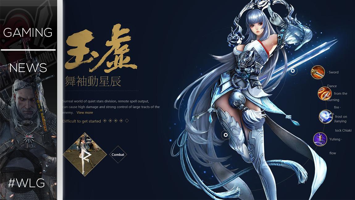 Open Beta για το Κινέζικο Revelation Online!