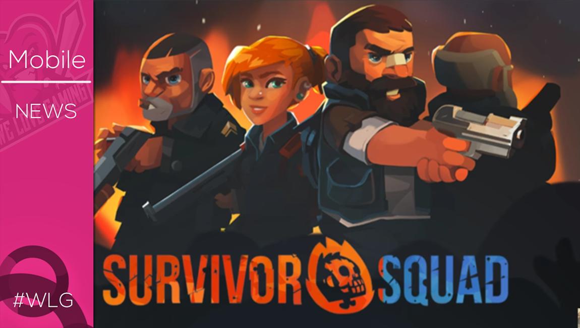 Survivor Squad : Left 4 Dead παιχνίδι σε mobile!