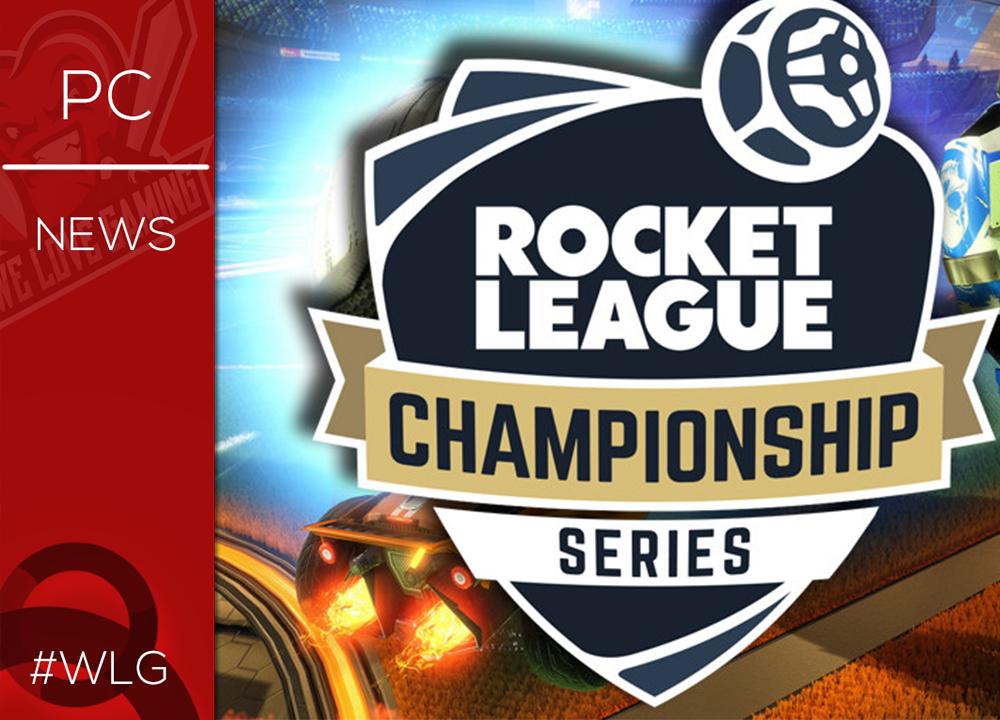 Έρχεται το Rocket League Championship Series!