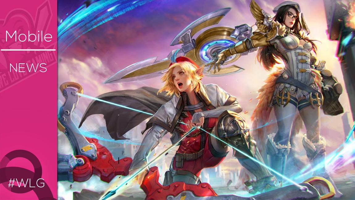 Vainglory : Νέος ήρωας με το όνομα Alpha!