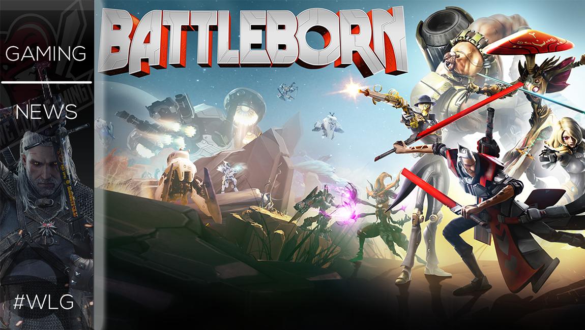 Έρχεται η Beta του Battleborn