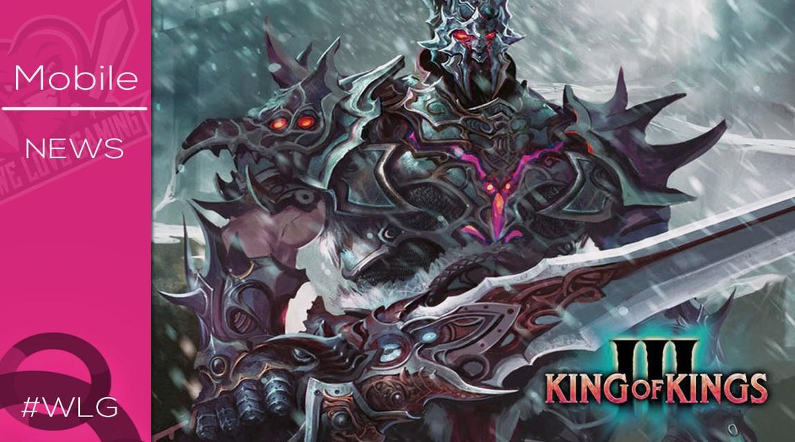 King Of Kings: Νέα πεδία μάχης & νέοι χάρτες!