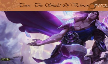 League Of Legends Spotlights: Taric, The Shield Of Valoran