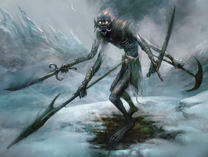 Φθηνές modern τράπουλες για Magic; the Gathering – Soulflayer Reanimator