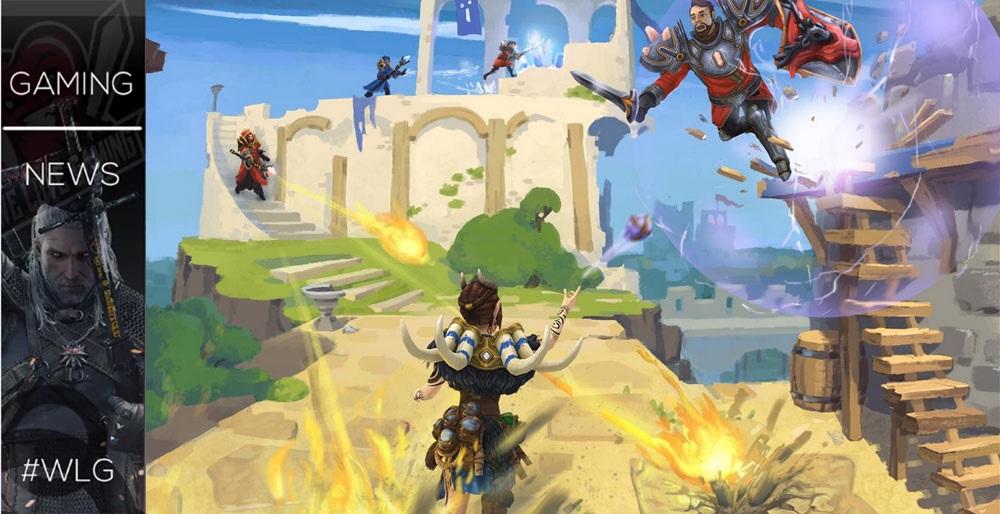 Άρχισε η open beta του Battlesouls!