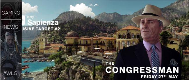 Mέλος του Κογκρέσσου είναι ο επόμενος άπιαστος στόχος του Hitman!