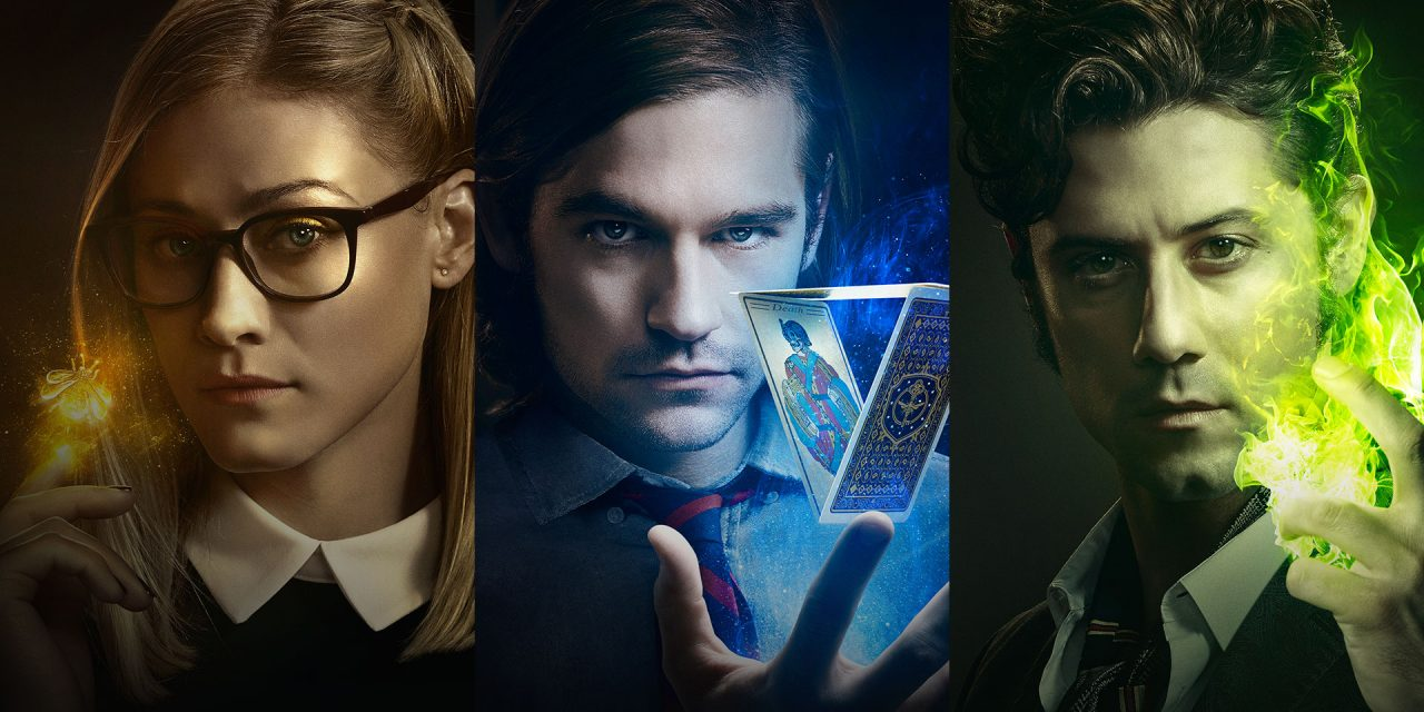 The Magicians : Season 1 Review