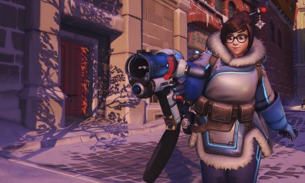 Overwatch : Sexy Cosplay Mei από την Eclair