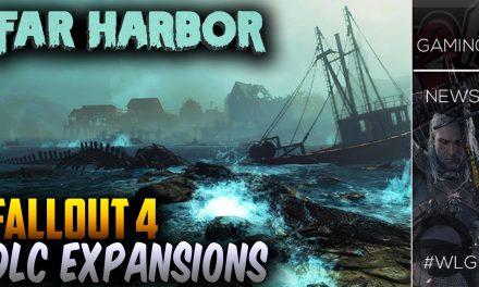 Καινούρια ζώνη και όπλα στο τρέιλερ του Fallout 4 Far Harbor!