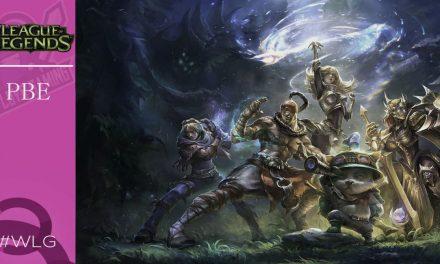 League Of Legends PBE Update [26/5]: Αλλαγές σε El Rayo Volibear και άλλα!
