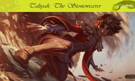 League Of Legends: Taliyah, The Stoneweaver