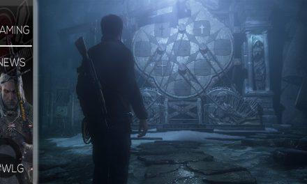 Ένα αρκετά περίεργο bug στο Uncharted 4