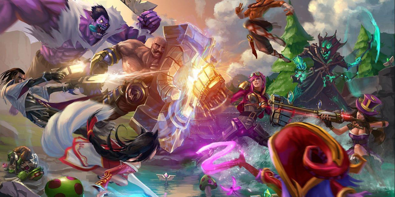 League Of Legends PBE Update: 19/7 – Νέα Splash Arts και άλλα!