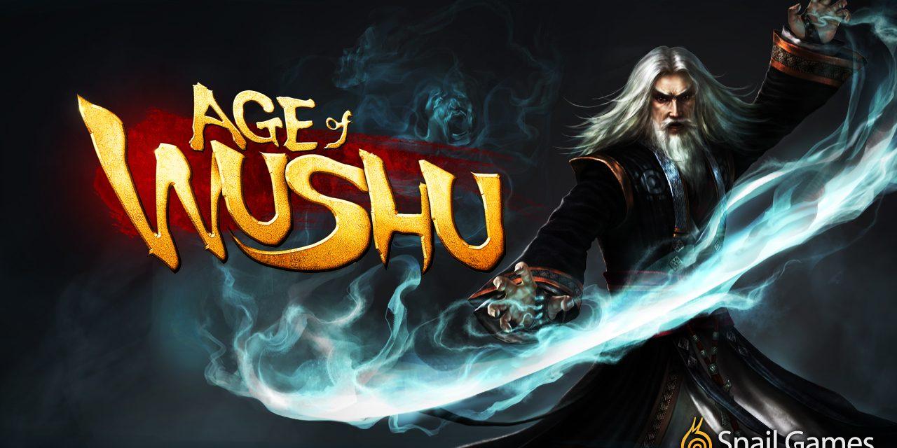 Το Age of Wushu 2 θα έχει VR Crafting!