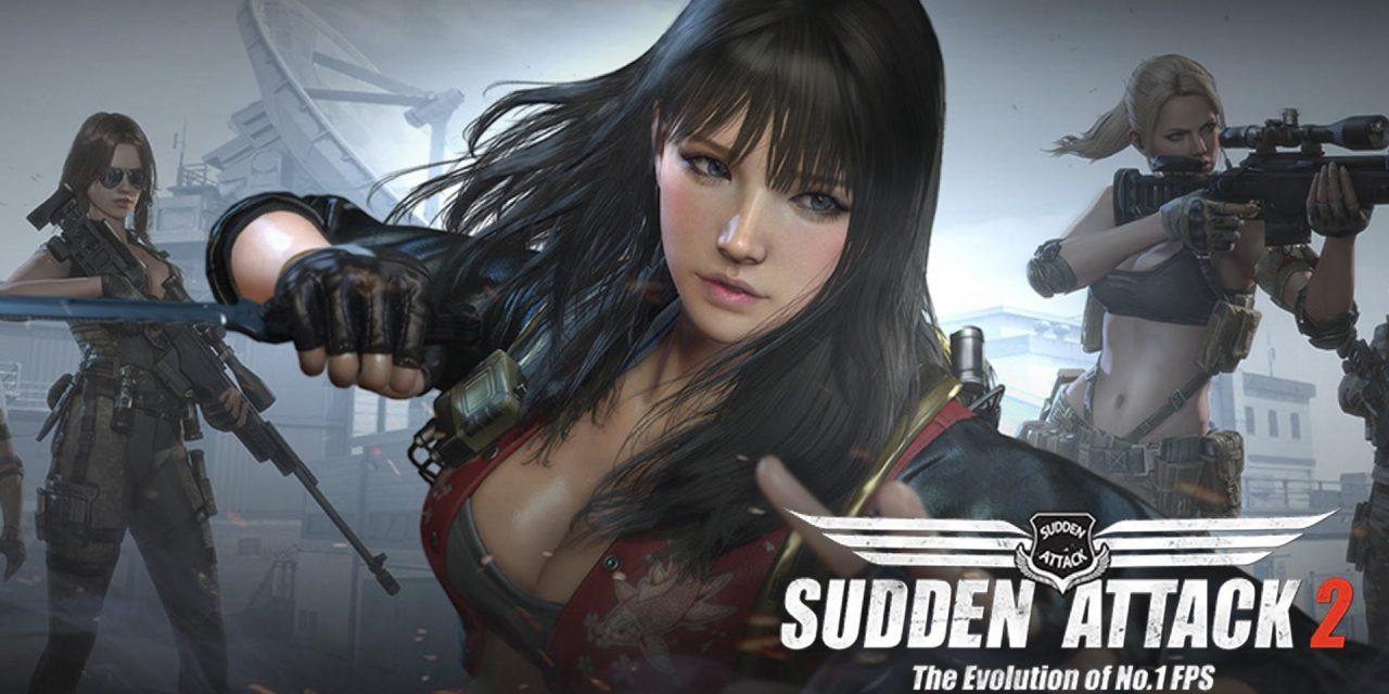 Τέλος το sudden attack 2 στην Κορέα!