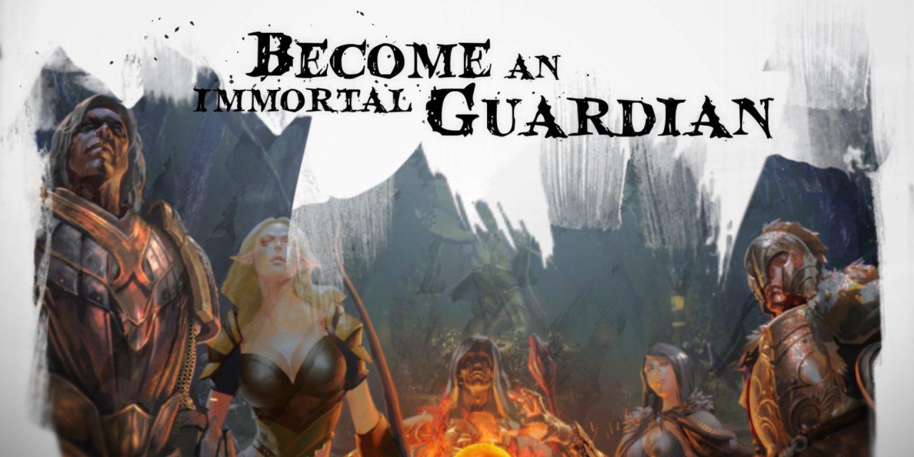 Guardians of Ember Lands MMORPG στο Steam το Σεπτέμβρη!
