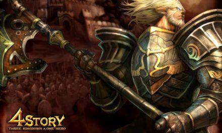 4Story: Γνωριμία με το παιχνίδι!