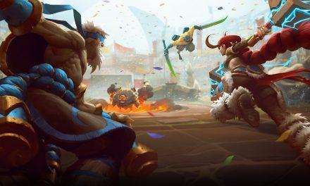 Battlerite,το νέο Action MOBA στο Steam!