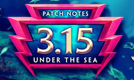 SMITE: Under The Sea | 3.15 Patch Notes