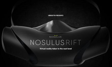 Η Ubisoft δημιούργησε το Nosulus Rift οπού μπορείς να μυρίζεις αληθινές κλανίες