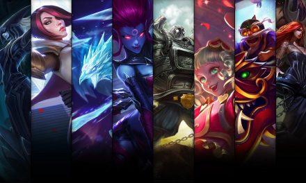 League Of Legends Champion & Skin Sales: 9/9 – 12/9