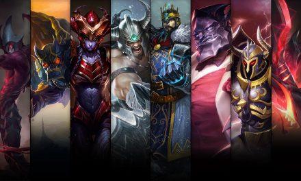 League Of Legends Champion & Skin Sales 20/9 – 23/9