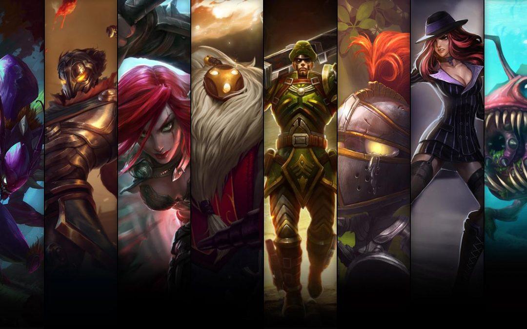 League Of Legends Champion & Skin Sales 23/9 – 26/9