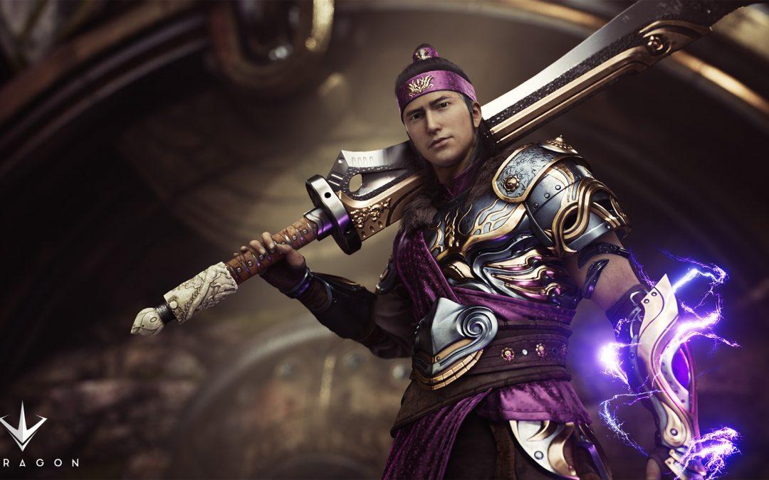 New Hero Reveal: Kwang