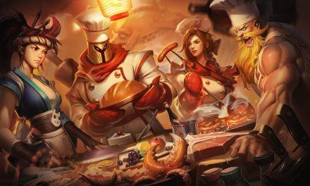 League Of Legends: Patchnotes 6.18