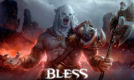 Μεγάλο Update για το Bless Online(KR)