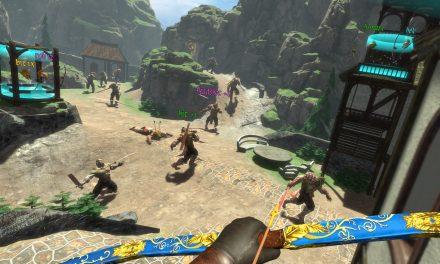 Το Elven Assasin είναι ένα Tower Defense VR παιχνίδι οπού βαράς με βέλη τα orcs!