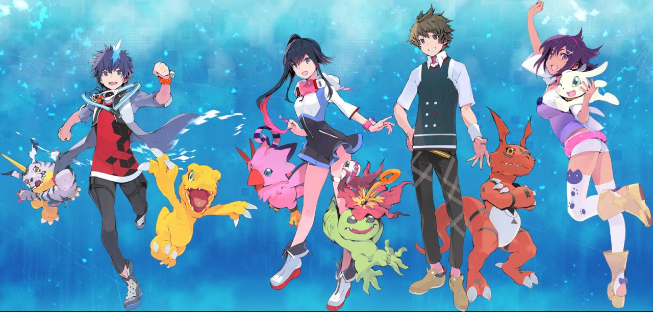 Digimon World: Next Order έρχεται Ευρώπη και Αμερική!