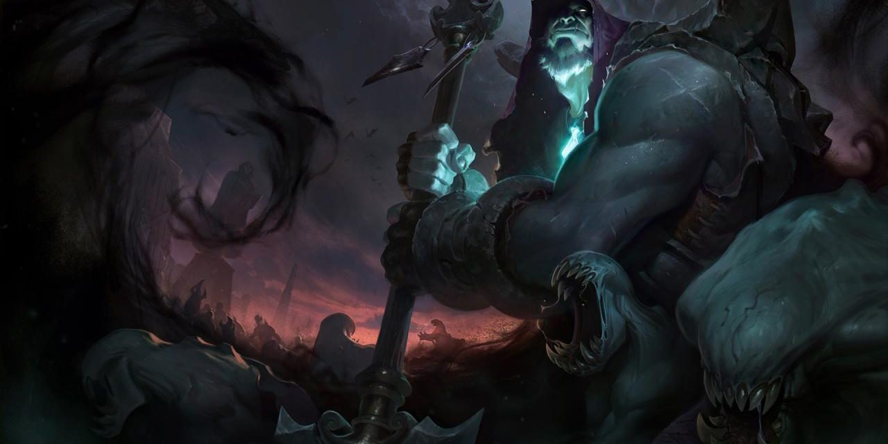 League Of Legends: Yorick, Champion Spotlight
